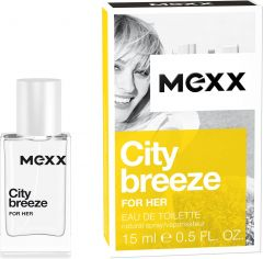 Mexx City Breeze For Her EDT (15mL)