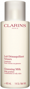 Clarins Anti-pollution Cleansing Milk (400mL) Combination or Oily skin
