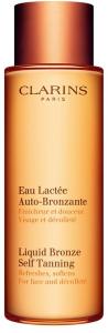 Clarins Liquid Bronze Self Tanning (125mL)