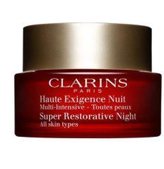 Clarins Super Restorative Night Cream (50mL) All skin types