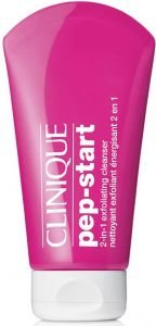 Clinique Pep-Start 2-in-1 Exfoliating Cleanser (125mL)