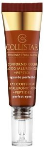 Collistar Pure Actives Eye Contour Hyaluronic Acid + Peptides (15mL)