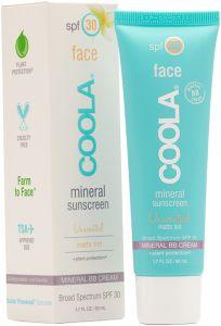 Coola Mineral Face SPF 30 Matte Tint (50mL)