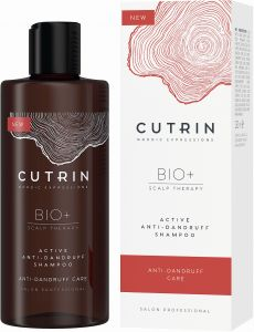 Cutrin BIO+ Active Anti-Dandruff Shampoo (250mL)