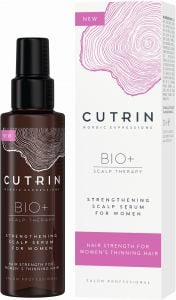 Cutrin BIO+ Strengthening Scalp Serum for Women (100mL)