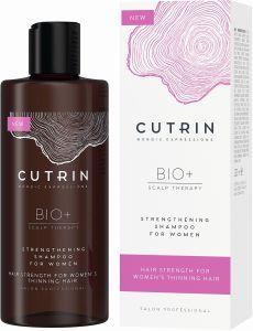 Cutrin BIO+ Strengthening Shampoo for Women (250mL)