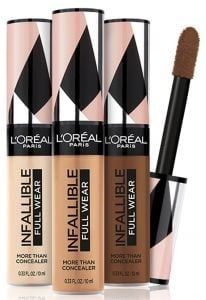 L'Oreal Paris Infaillible More Than Concealer Full Coverage Concealer (11mL)
