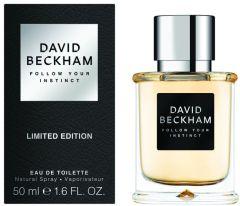 David Beckham Follow Your Instinct Eau de Toilette