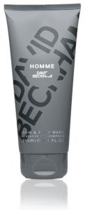 David Beckham Homme Hair & Body Wash (200mL)