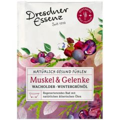 Dresdner Essenz Bath Essence For Muscle Relaxation (60g)