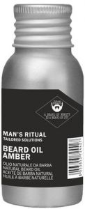 Dear Beard Man's Ritual Beard Oil Amber (50mL)
