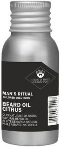 Dear Beard Man's Ritual Beard Oil Citrus (50mL)