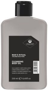 Dear Beard Man's Ritual Cleansing Body Oil (250mL)