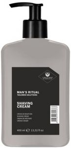 Dear Beard Man's Ritual Shaving Cream (400mL)