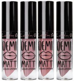Lovely Demi Matt Liquid Lipstick (3,2g)