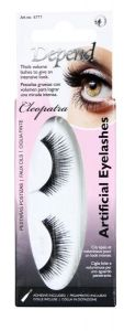 Depend Artificial Eyelashes Cleopatra 4771