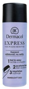 Dermacol Express Nail Polish Remover (120mL)