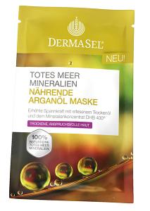 Dermasel Nurturing Argan Oil Mask (12mL)