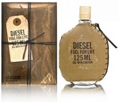 Diesel Fuel for Life for Men EDT (125mL)