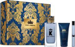 Dolce & Gabbana K EDT (100mL) + SG (50mL) + EDT (10mL)