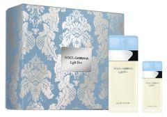 Dolce & Gabbana Light Blue EDT (100mL) + EDT (25mL)