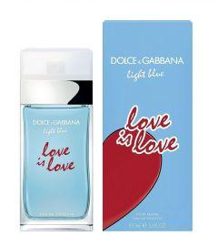 Dolce & Gabbana Light Blue Love is Love Pour Femme EDT (50mL)