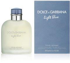 Dolce & Gabbana Light Blue Pour Homme EDT (200mL)