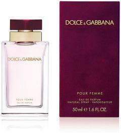 Dolce & Gabbana Pour Femme EDP (50mL)
