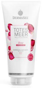 Dermasel Cream Shower Gel Rose (200mL)