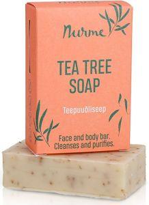 Nurme Tējas koka eļļas ziepes (100g)