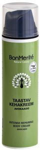 BonMerité Intense Repairing Body Cream Avocado (200mL)