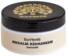 BonMerité Rich Body Cream Oat Silk (230mL)