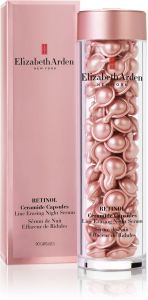 Elizabeth Arden Retinol Ceramide Capsules Line Erasing Night Serum (90 Capsules)