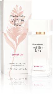 Elizabeth Arden White Tea Ginger Lily EDT (50mL)