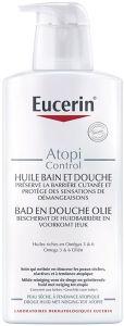 Eucerin AtopiControl Bath & Shower Oil (400mL)