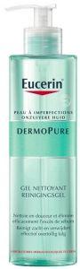 Eucerin DermoPure Cleansing Gel (400mL)