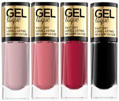 Eveline Cosmeticsgel Laque Nail Polish (8mL)