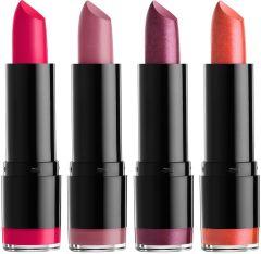 NYX Professional Makeup Round Lipstick (4g)