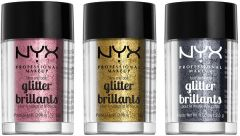 NYX Professional Makeup Face & Body Glitter (2,5g)