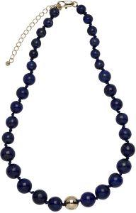 Buckley London Semi Precious Necklaces Lapis FNL1197