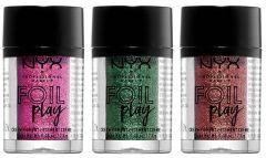 NYX Professional Makeup Foil Play Cream Pigment (2,5g)