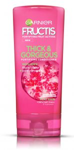 Garnier Fructis Thick & Gorgeous Conditioner (200mL)