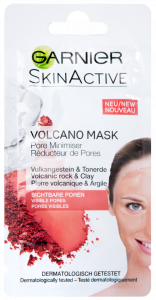 Garnier Pore-Minimizer Volcano Mask For Skin With Visible Pores (12mL)