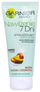 Garnier Smoothing Hand Cream (100mL)