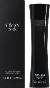 Giorgio Armani Black Code After Shave Lotion (100mL)