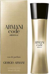 Giorgio Armani Code Absolu Femme EDP (30mL)