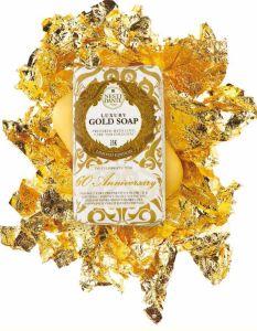 Nesti Dante Soap 60Th Anniversary Gold Soap (250g)