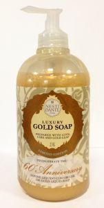 Nesti Dante Liquid Soap Gold (500mL)