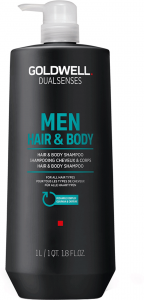 Goldwell DS Men Hair&Body Shampoo (1000mL)