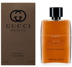 Gucci Guilty Absolute Pour Homme EDP (50mL)